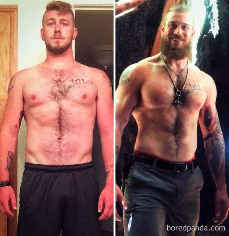 2,5 Years Of Sobriety And Powerlifting