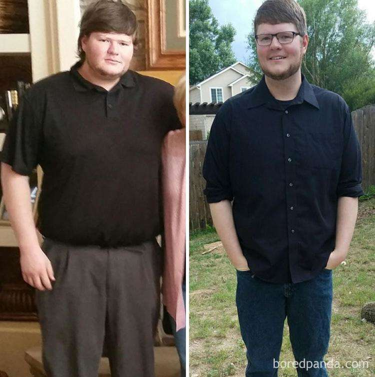 What A Year Of Sobriety And 60 Pounds Lost Looks Like